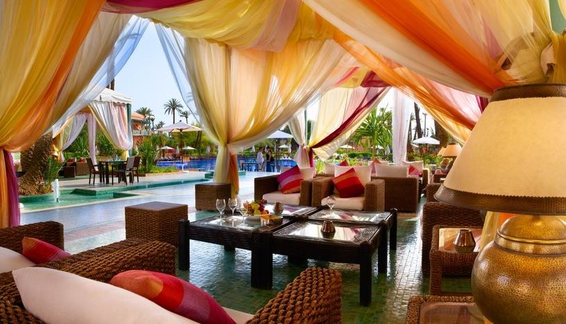 Marokko Palmeraie Golf Apartment 2 - 08