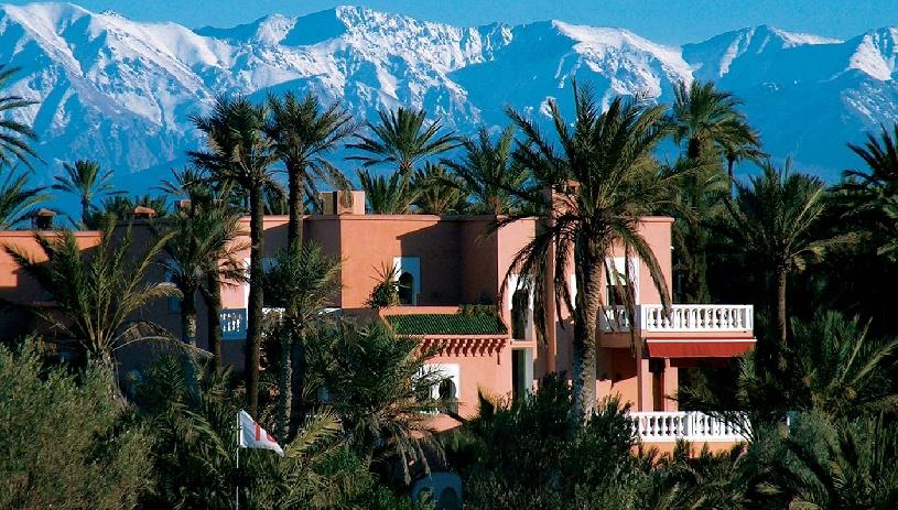 Marokko Palmeraie Golf Apartment 2 - 09