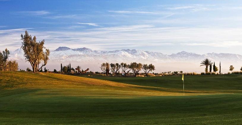 Marokko Palmeraie Golf Apartment 2 - 10