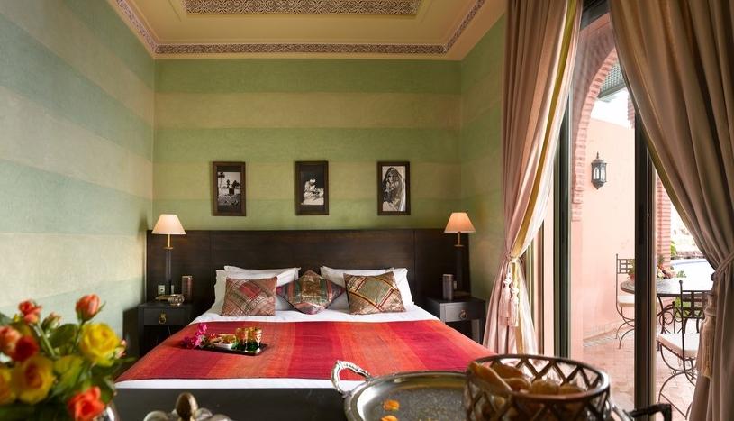 Marokko Palmeraie Golf Apartment 3 - 04