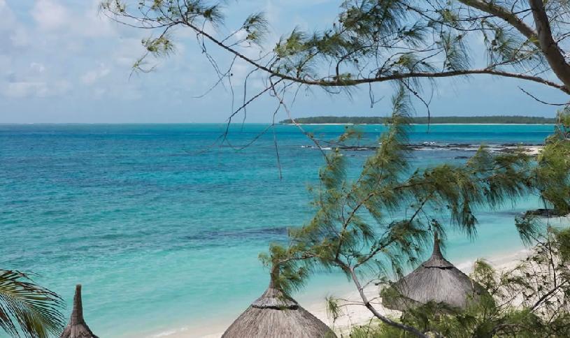 Mauritius Ile aux Cerf Garden View Villa 3SZ - 02