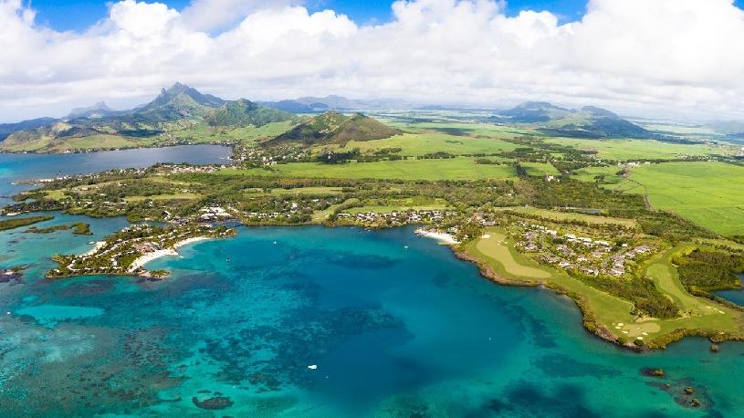 Mauritius Ile aux Cerf Garden View Villa 3SZ - 13
