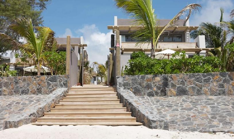 Mauritius Ile aux Cerf Golf Beachfront Pool Villa 3SZ  - 08
