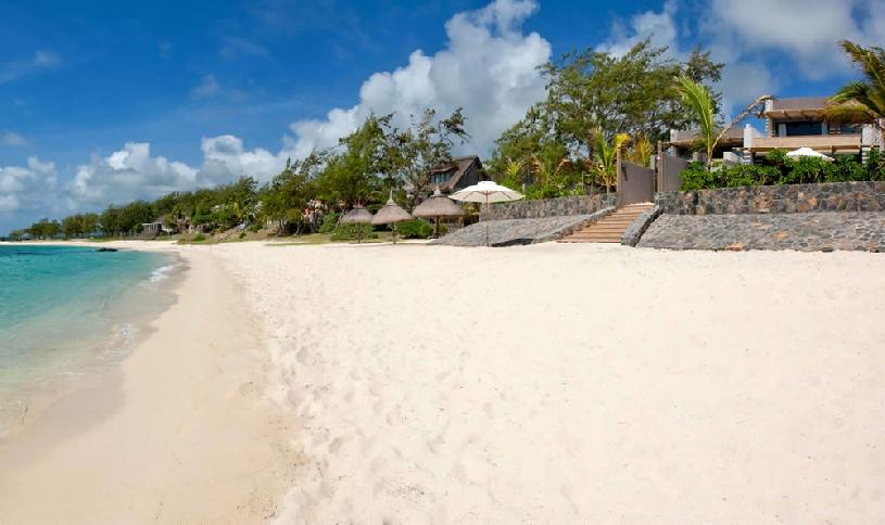 Mauritius Ile aux Cerf Golf Beachfront Pool Villa 3SZ  - 09