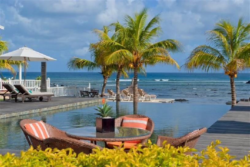 Mauritius Trou aux Biches Appartement - 02