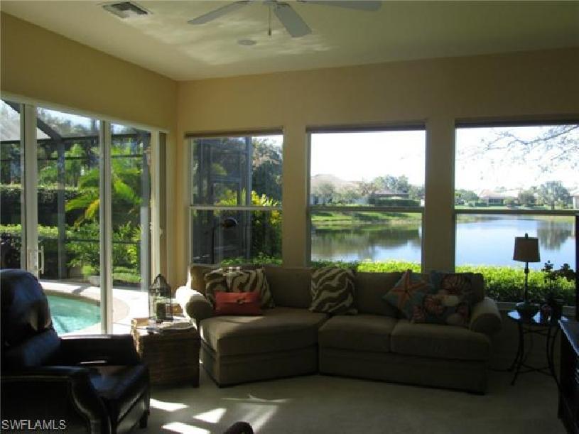 Florida Naples Lely Resort Villa mit Seeblick - 01