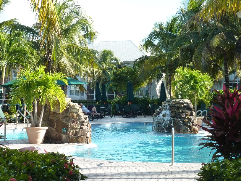 Florida Naples Lely Resort Villa mit Seeblick - 09