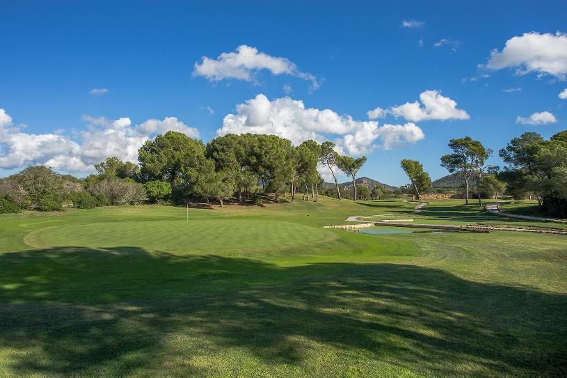 Spanien, Mallorca, Neubau Golfapartments direkt am Golfclub - 08