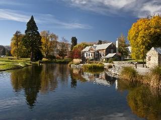 Neuseeland Luxus Golf Cottage