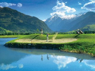Österreich Zell am See Golfappartment
