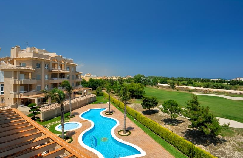 Spanien Costa Blanca Oliva Nova Golf Villa 2 - 01