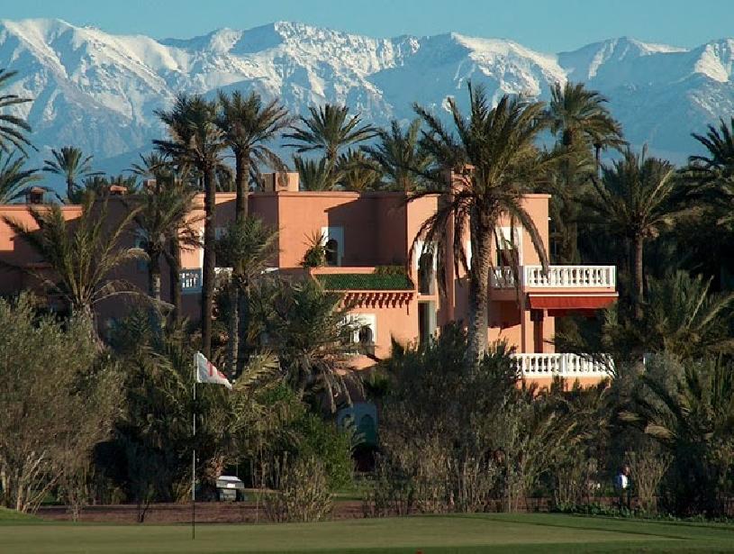 Secret Garden Villas Resort Marokko - 01