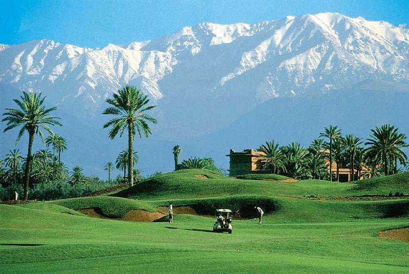 Secret Garden Villas Resort Marokko - 11