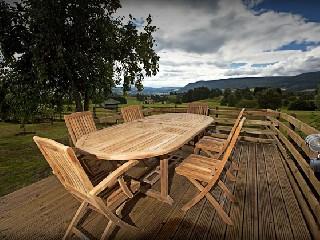 Schottland Pitlochry Ferienhaus Golf Cottage 1