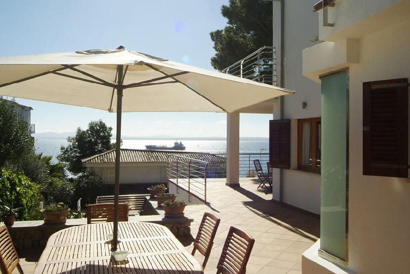 Mallorca Alcanada Golfvilla mit Pool - 01