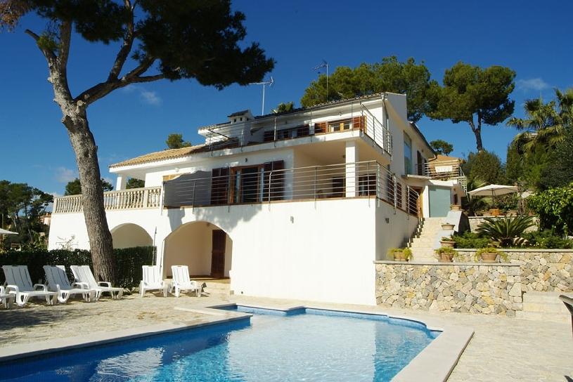Mallorca Alcanada Golfvilla mit Pool - 02