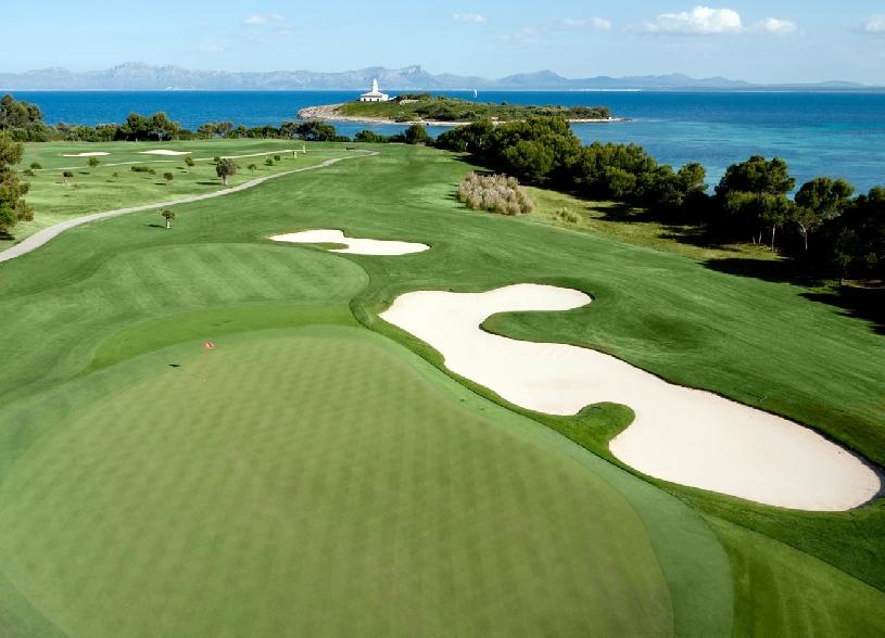 Mallorca Alcanada Golfvilla mit Pool - 13