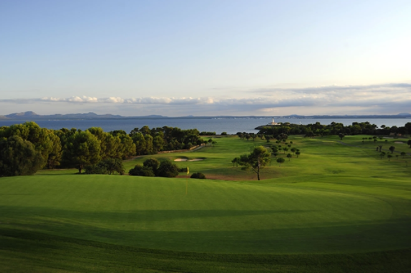 Mallorca Alcanada Golfvilla mit Pool - 14
