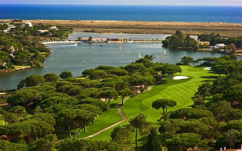 Portugal Algarve Lakeside Country Club Golfappartement 2 - 01