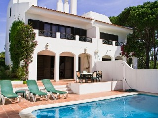 Portugal Algarve Lakeside Country Club Villa 4 SZ
