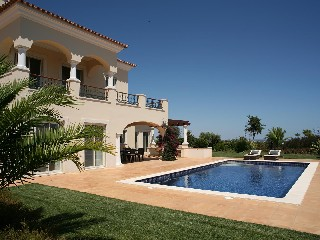 Portugal Algarve Monte Rei Golf & Country Resort Pool Villa 3 BR