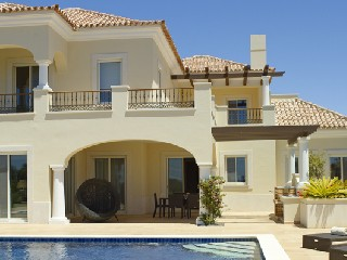 Portugal Algarve Monte Rei Golf Resort Pool Villa 4 BR