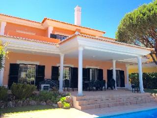 Portugal Almancil Quinta Do Lago Villa mit Pool 4 SZ