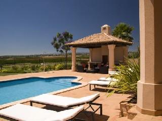 Portugal Amendoeira Superior Golf Villa mit Pool