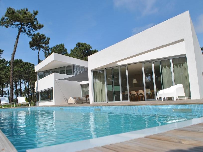 Portugal Aroeira Designervilla am Golfplatz 4 SZ - 01