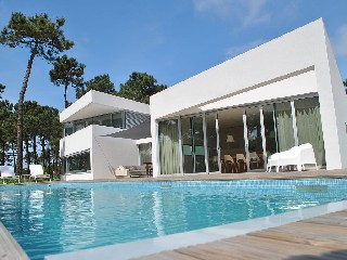 Portugal Aroeira Designervilla am Golfplatz 4 SZ