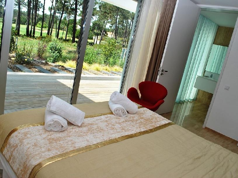 Portugal Aroeira Designervilla am Golfplatz 4 SZ - 07