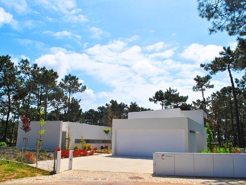 Portugal Aroeira Designervilla am Golfplatz 4 SZ - 10