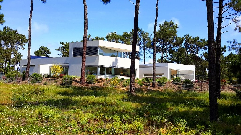 Portugal Aroeira Designervilla am Golfplatz 4 SZ - 11