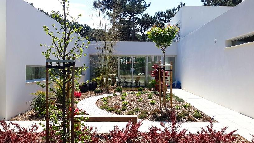 Portugal Aroeira Designervilla am Golfplatz 4 SZ - 12