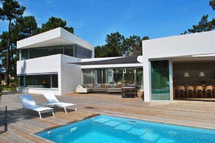 Portugal Aroeira Designervilla am Golfplatz 4 SZ - 13