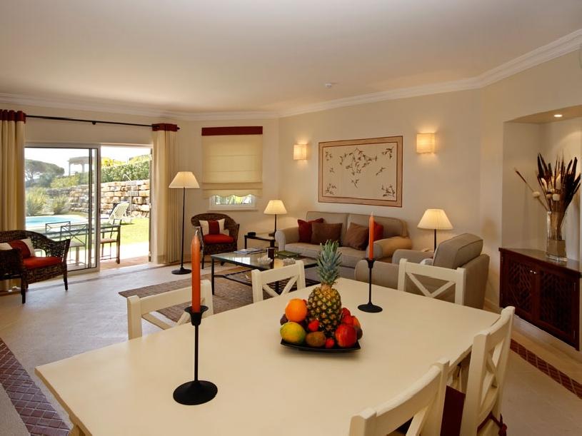 Portugal Quinta Do Lago Golf Apartment mit Pool - 02