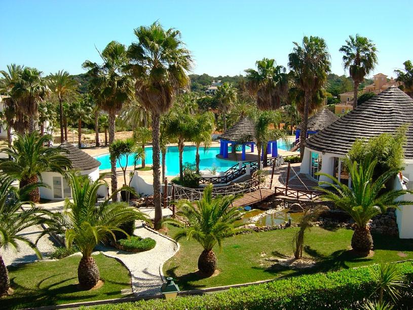 Portugal Quinta Do Lago Golf Apartment mit Pool - 07