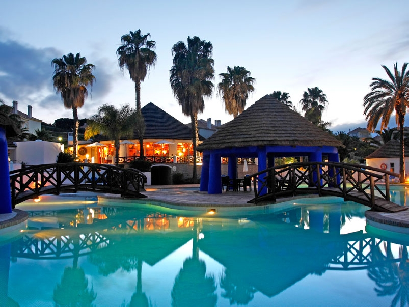 Portugal Quinta Do Lago Golf Apartment mit Pool - 08