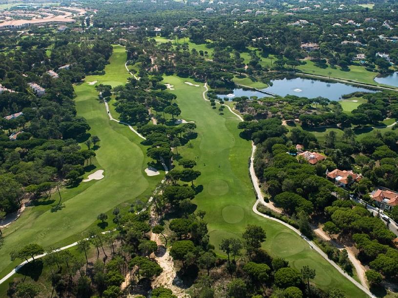 Portugal Quinta Do Lago Golf Apartment mit Pool - 13