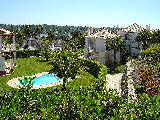 Portugal Encosta do Lago Golf Garden Appartement mit Pool 3