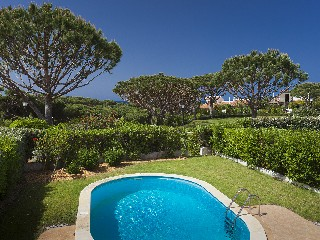 Portugal Vale do Lobo Linked Villa mit Pool 3 SZ