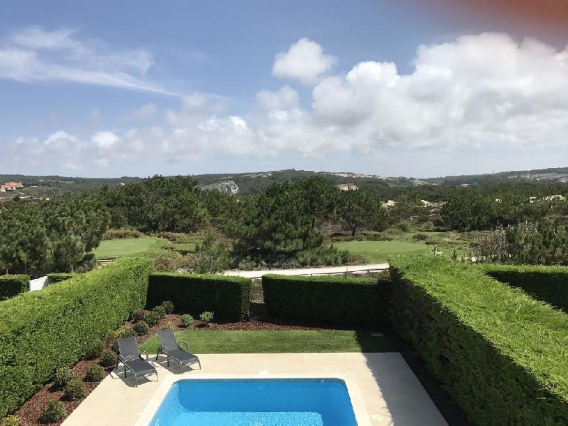 Praia del Rey Golfvilla mit Pool  - 01
