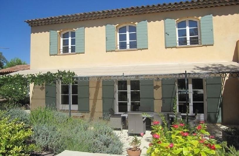 Provence Villa St Endreol mit Pool am Golfplatz - 03