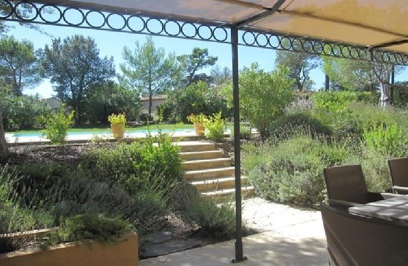 Provence Villa St Endreol mit Pool am Golfplatz - 04
