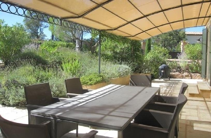 Provence Villa St Endreol mit Pool am Golfplatz - 05