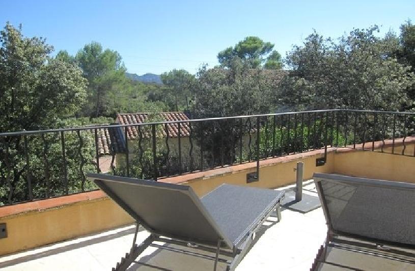 Provence Villa St Endreol mit Pool am Golfplatz - 07