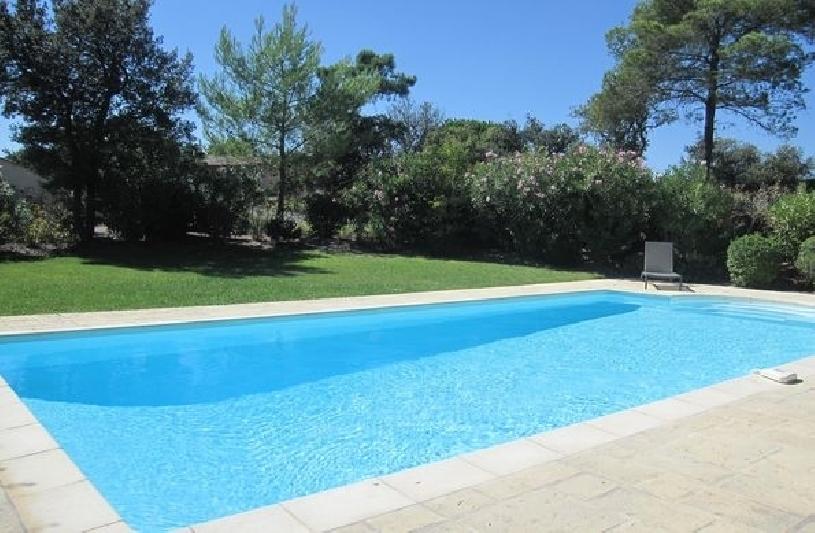 Provence Villa St Endreol mit Pool am Golfplatz - 08