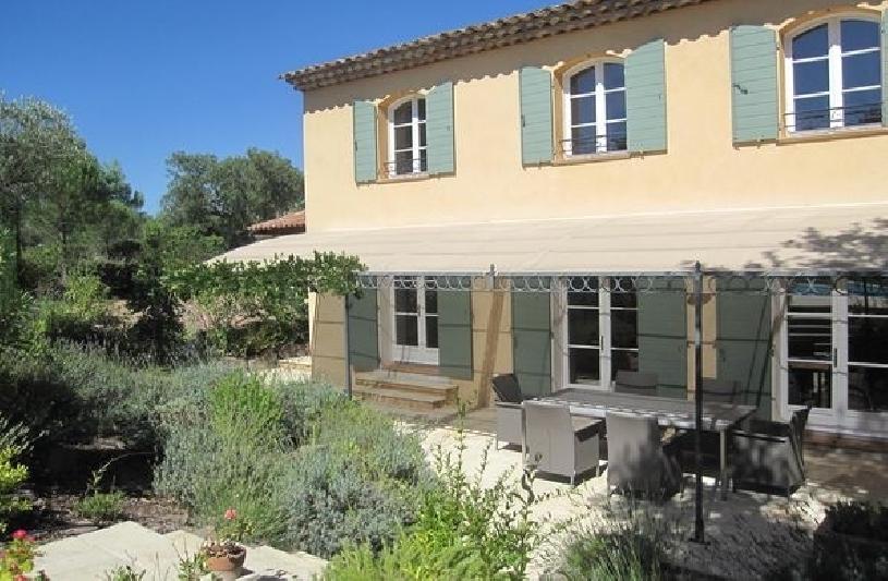 Provence Villa St Endreol mit Pool am Golfplatz - 10