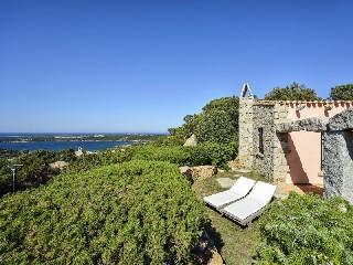Bild Sardinien Costa Smeralda Pevero Steinhaus