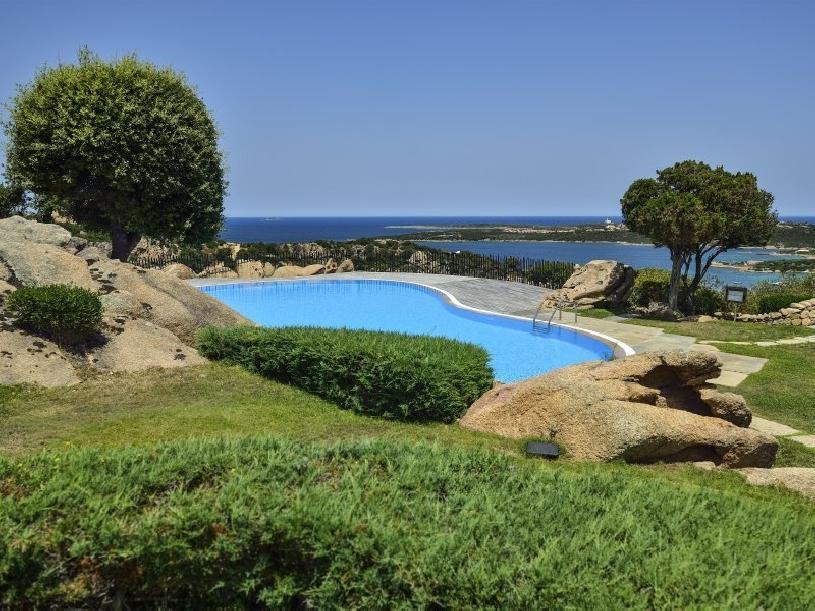 Sardinien Costa Smeralda Pevero Steinhaus - 02